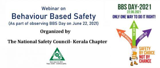 Webinar on Behaviour Based Safety