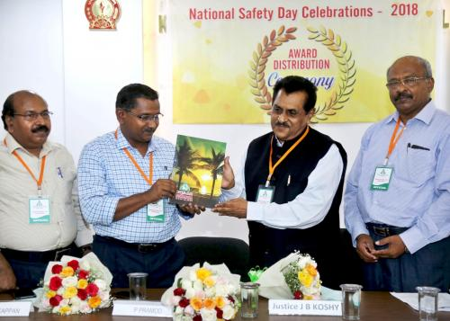 National Safety Day 2018