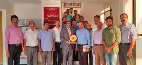 Visit to National Safety Council (Kerala chapter), Safety training and Research Centre (STARC) by Shri. Lalit R Gabhane, Director General and Chief Executive of National Safety Council of India