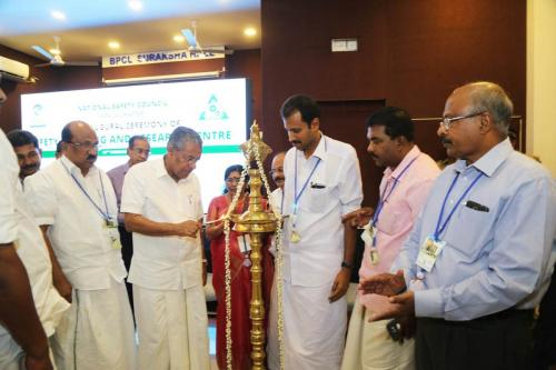 Safety Training & Research Centre Inauguration